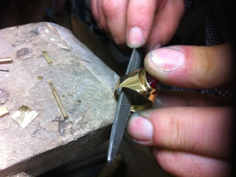 Réparation de bijoux - Paris